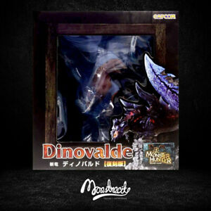 Capcom-Figure-Builder-Creaters-Model-034-Monster-Hunter-034-Zanryu-Dinovalde-Reprint-E
