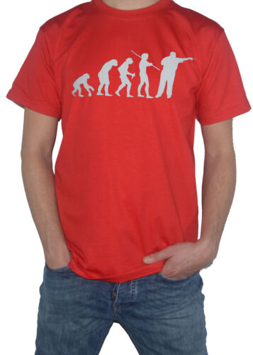 Pub Team Sports Top Funny Ape to Man Dart Player NEW Evolution Darts T-Shirt