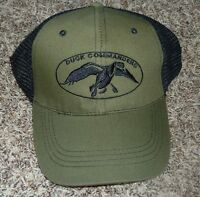 Duck Commander Green And Black Mesh Cap Duck Dynasty