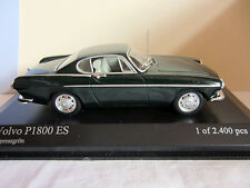 Minichamps Volvo P1800 coupe 1969 Limited edition  1/43 Green
