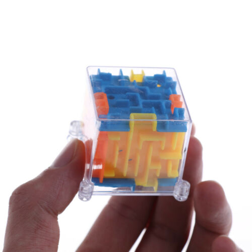3D Maze Magic Cube Puzzle Speed Cube Puzzle Labyrinth Ball Toy  Maze Ball Toy DD