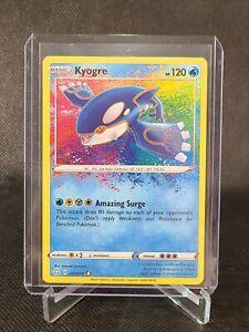 Pokemon TCG Shining Fates Kyogre Amazing Rare 021/072