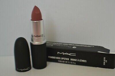 MAC Powder Kiss Lipstick Sultry Move