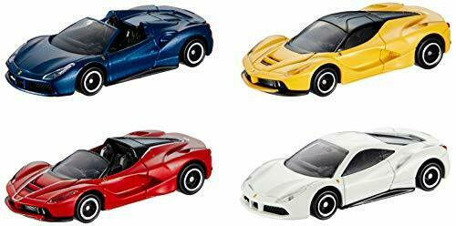 Takara Tomy Tomica Ferrari Set 12945 Import Japonais