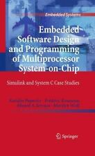 Embedded Software Design and Programming of Multiprocessor System-on-Chip :...