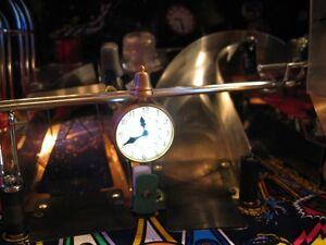 Twilight-Zone-Pinball-Reloj-millones-aleta-maquina-Mod