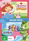 Strawberry Shortcake - Cooking Up Fun / Care Bears - Oopsy Does It (DVD, 2009, 2-Disc Set)