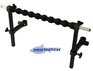 MDI-Match-Pole-Spray-Support-Bar-for-Pole-Fishing-fits-Square-amp-Round-Legs