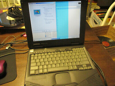 Compaq Laptop Floppy Drive Caddy Armada 4100 4200 258575-002