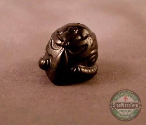 "HEL080 Custom Cast Sculpt helmet cast for use with 3.75/"" action figures"