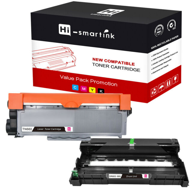 Lot DR630 Drum or TN660 Toner For Brother HL-L2360DW DCP-L2560DN MFC-L2680W