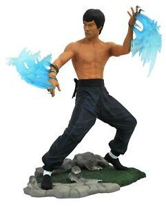 Fighting Bruce Lee Kung Fu 1//12 PVC   Figure New No Box 19cm