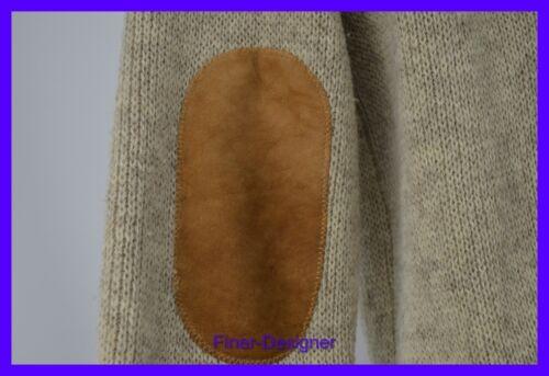 40 con Kotare capucha cremallera cremallera Vtg codo Zelanda con de Fair lana Nueva Abrigo Isle de Abrigo con EBwaqtx8t