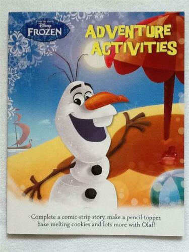 DISNEY FROZEN Adventure Activities Parragon Books