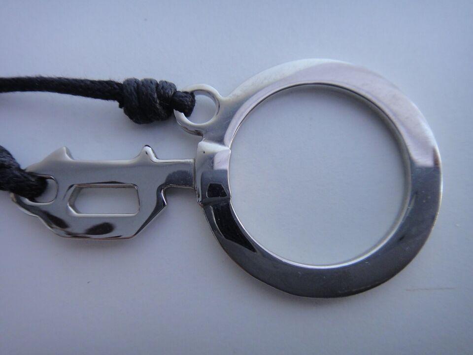 Halskæde, stål, POLICE