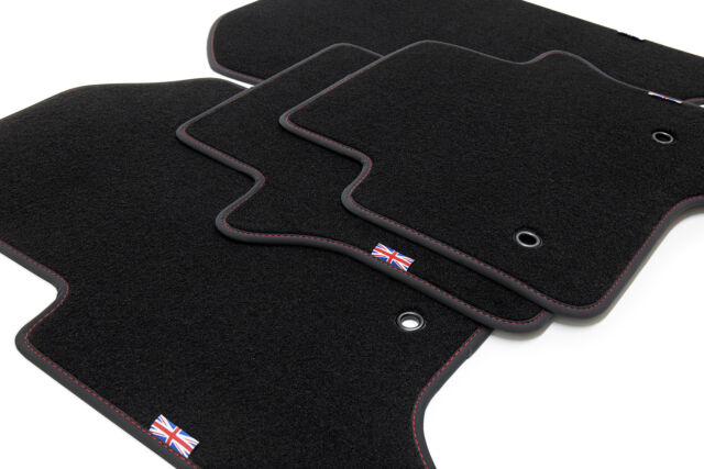2006-2014 Exclusive Union Jack Fußmatten für Land Rover Freelander 2 Bj
