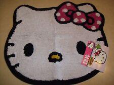 Sanrio Hello Kitty Head Bath Rug NEW