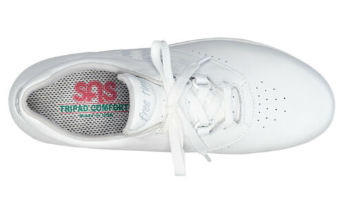 SAS Women/'s Shoes Free Time White 7.5 M Medium FREE SHIPPING Brand New In Box