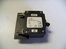 AMAT 0680-01101 2-Pole 15A  Airpax UPL11-1-65-153 Trip Amps 18.8 Circuit Breaker