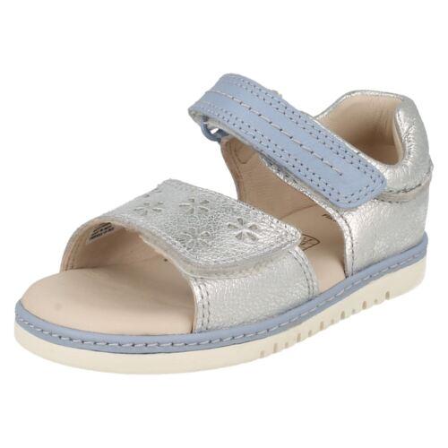 Clarks Girls Summer 'tika Sandals Infant Silver Ice' TfwHgxOq