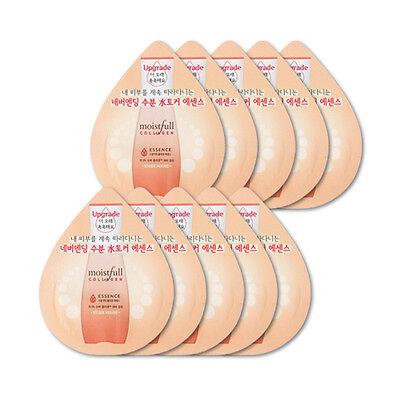 [ETUDE HOUSE] Moistfull Collagen Essence Samples - 10pcs
