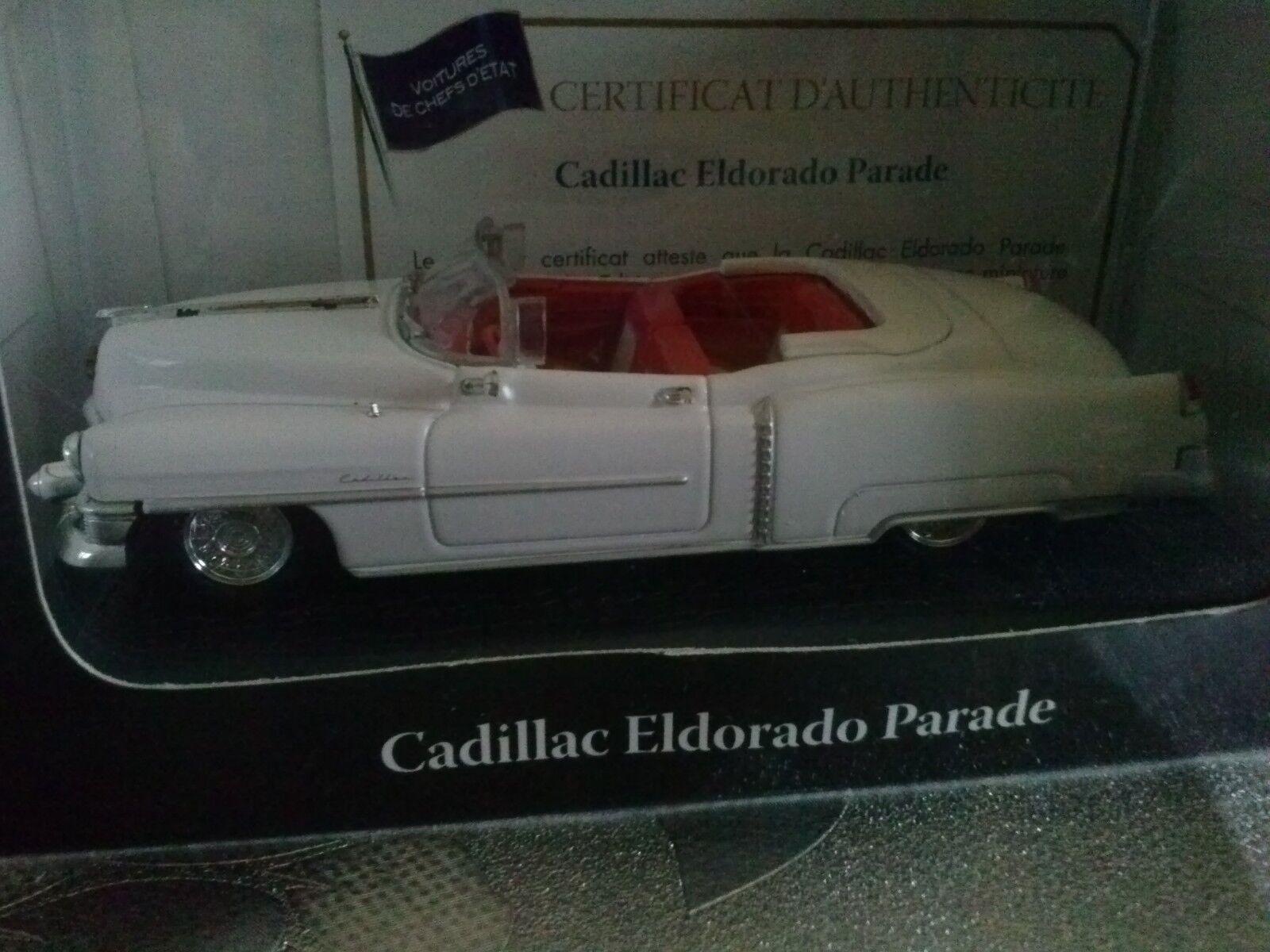 VOITURE CADILLAC ELDORADO PARADE 1 43