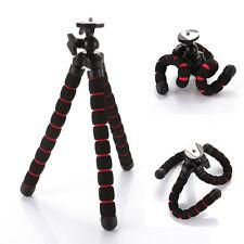 Universal Octopus Flexible Portable Camera Mini DV Tripod Stand for Canon Nikon