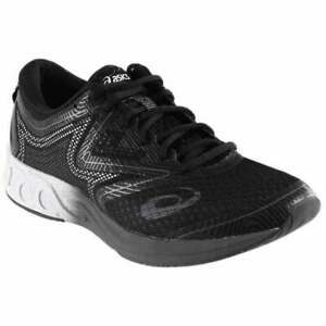 ASICS-Noosa-FF-Casual-Running-Road-Shoes-Black-Mens