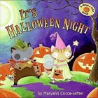 It's Halloween Night by Maryann Cocca-Leffler (Other printed item, 2009)
