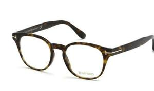 TOM-FORD-TF-5400-052-Havana-Orig-Case-Brille-Glasses-Frames-Eyeglasses-Size-48