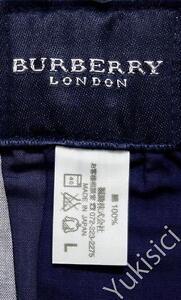 Burberry Japan Made Ltd Men Boxer Underwear Navy Large Tartan Box Set-Size L 9daf841b7