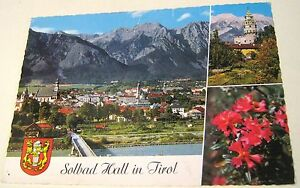 Austria-Solbad-Hall-in-Tirol-posted-1970