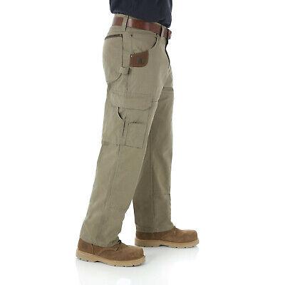 Riggs Workwear by Wrangler Mens Ranger Pant,Slate,34x32