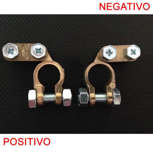 1000A Batteria grandi Morsetti positivo negativo auto coppia trattori 17//18mm jn