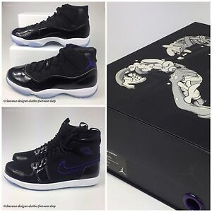 Nike Uk High Air Retro Ultra 11 And 1 10 Spacejam Jordan AApr4xz