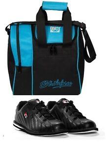 sac 7 1 Aqua Global à Kicks balles 900 2 à garçons de 3g Kr bowling Chaussure tailles noir pour Sw7Oq44