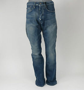 G-STAR Men Jeans 3301 STRAIGHT 50128.3271.200<wbr/>9 Norwich Denim +NEU+
