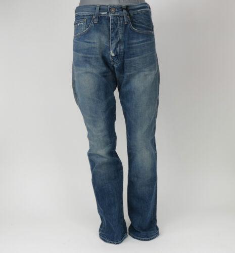 G-star Men Jeans 3301 straight 50128.3271.2009 Norwich Denim Neuf
