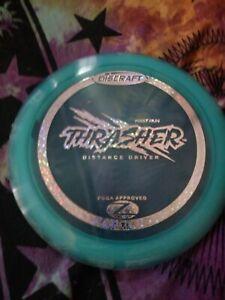 New-First-Run-Discraft-Z-Thrasher-170-172-Gram-Blue-Golf-Disc