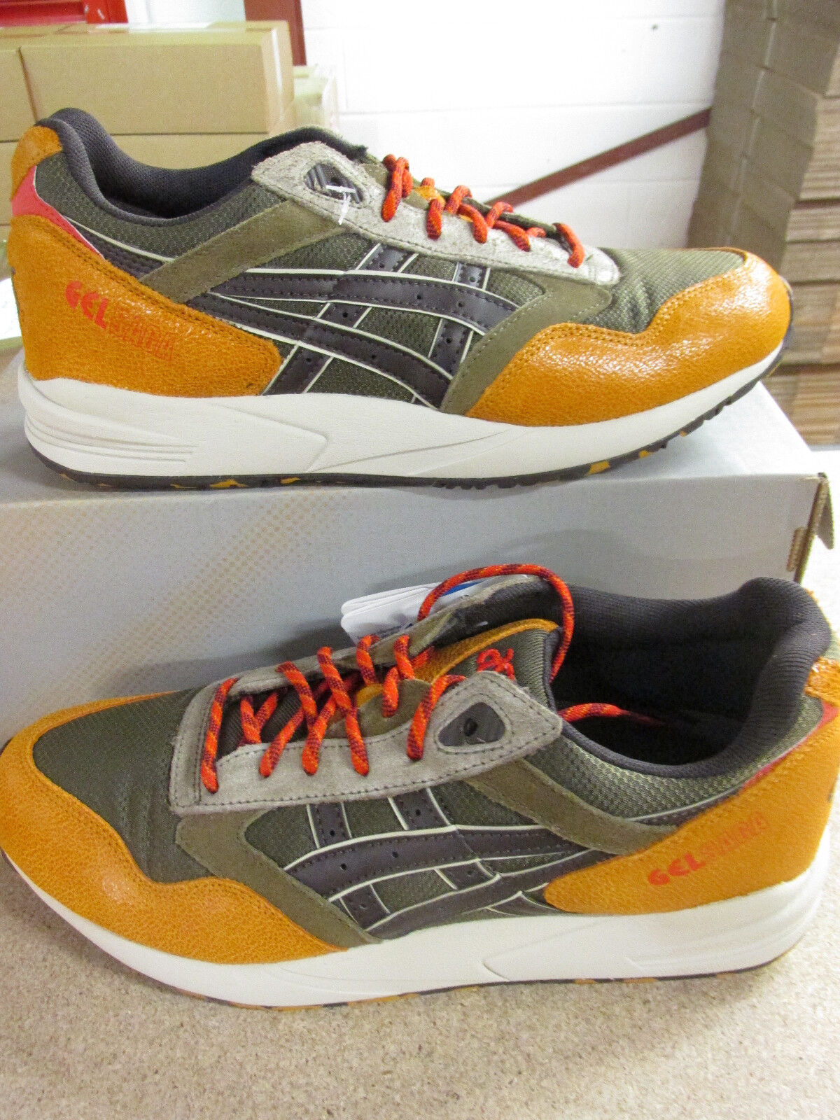 asics gel SAGA mens trainers H42SQ 8628 sneakers shoes