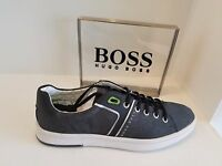 Hugo Boss Green - Men's Sneakers ray Adv Tenn In Black