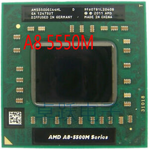 Amd-Laptop-CPU-A8-5500M-A8-5550M-Socket-FS1-CPU-4M-Cache-2-1GHz-Quad-Core