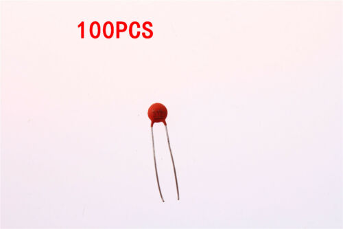 /' 50 V 332 3300 pF From USA 10 pcs Ceramic Capacitor