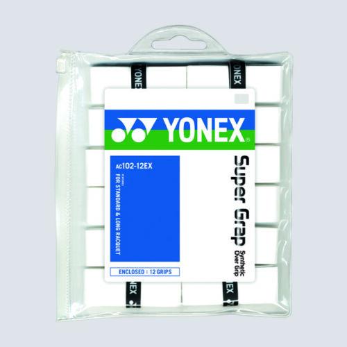 Yonex super Grap AC 102 12er pack Griffband Grip badmintonband schlägerband