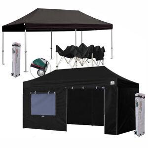 Image is loading Heavy-Duty-10X20-Ez-Pop-Up-Canopy-Weeding-  sc 1 st  eBay & Heavy Duty 10X20 Ez Pop Up Canopy Weeding Party Pavilion Fair Beach ...