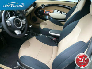 Coverking-Neosupreme-Custom-Tailored-Front-Seat-Covers-for-MINI-Cooper