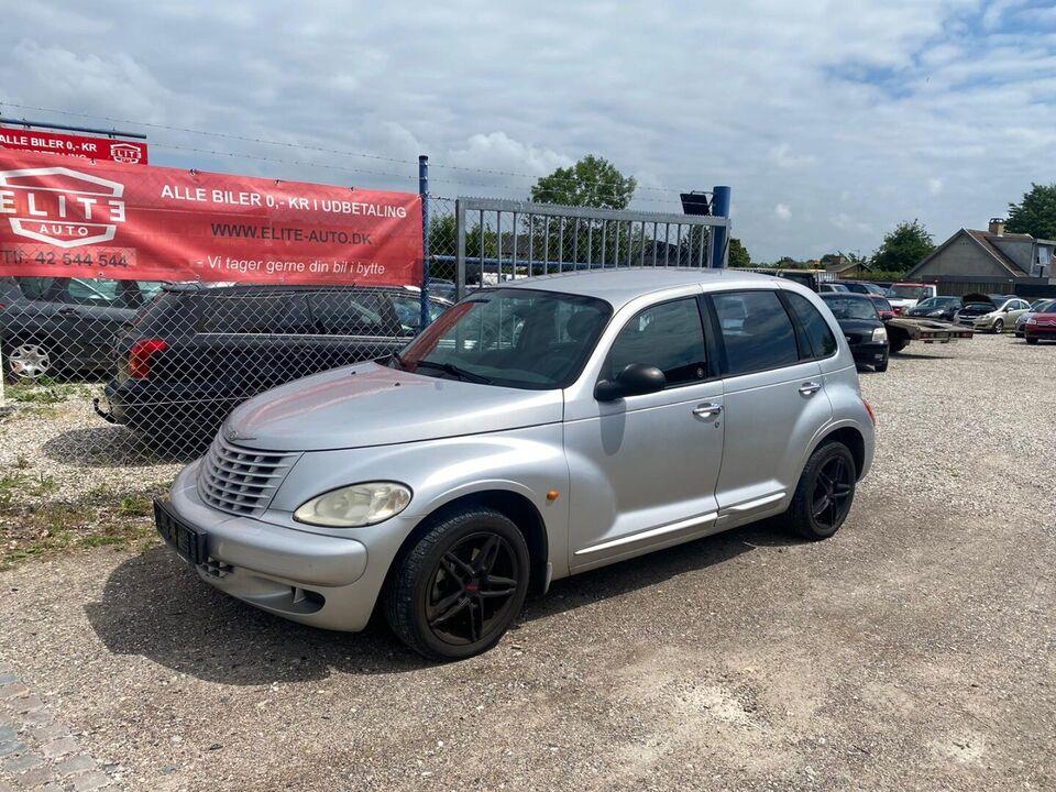 Chrysler PT Cruiser 2,4 Touring Benzin modelår 2004 km
