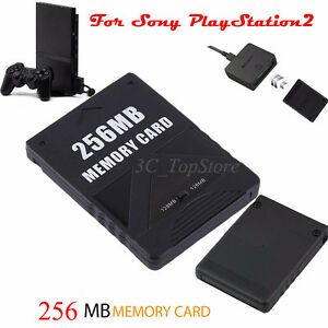 256MB Memory Card Game Data Stick Module For Sony PS2 Playstation 2