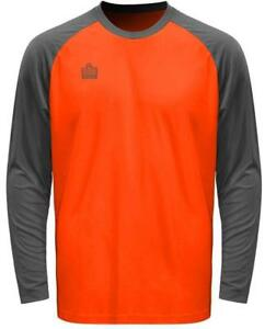 Image is loading Admiral-Sentry-YOUTH-Padded-Elbow-Soccer-Goalie-Jersey- 3543e6bba