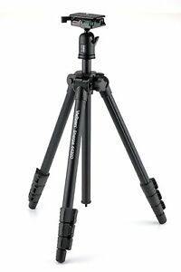 Velbon-Sherpa-4430D-Tripod-with-QHD-43D-Head-for-DSLR-Camcorder-Scope-UK-Stock